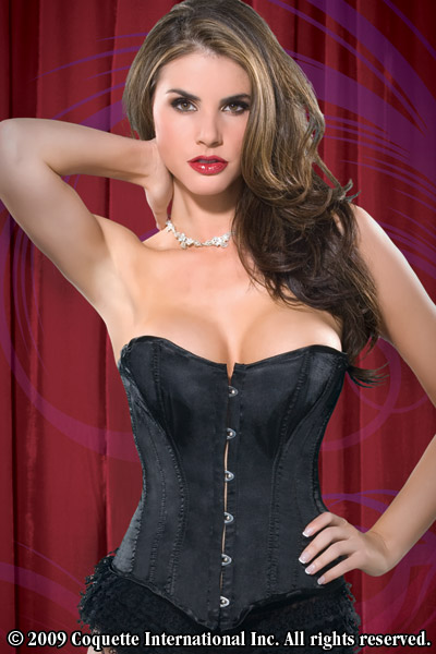 Fabric Corsets