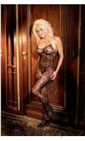 Rose Lace Bodystocking  EM-1610