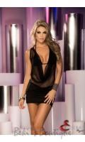 Draping Net Top Dress  ESP-4241