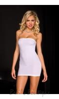 Opaque Tube Dress  ML-6987