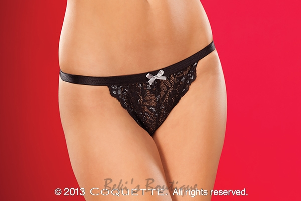 Crotchless Panty  COQ-135