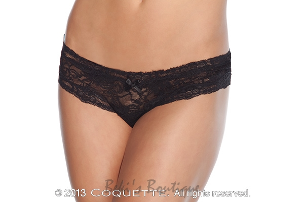 Crotchless Panty  COQ-142